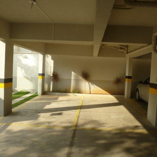 Residencial Ferrara - Garagem