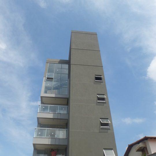 Residencial Modena - Foto do prédio