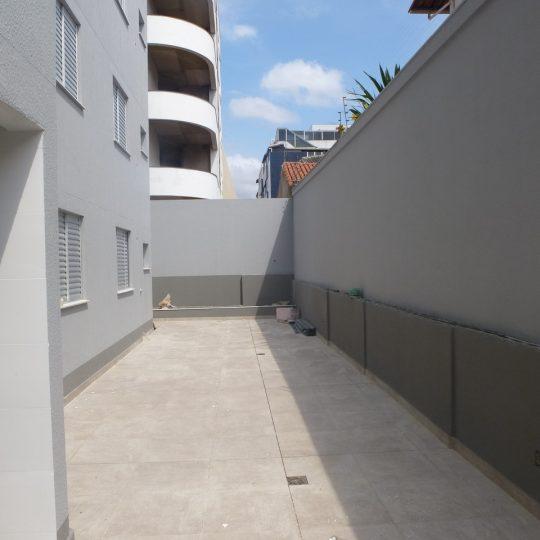 Residencial Modena - Área Externa, Pátio